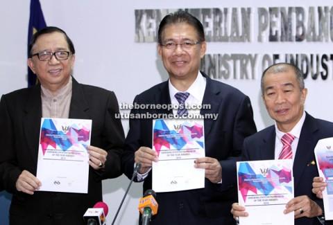 Sarawak State Entrepreneur of the Year Awards 2016