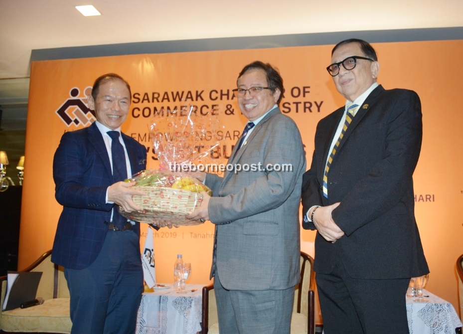 SarawakPay to be usable even in China – CM