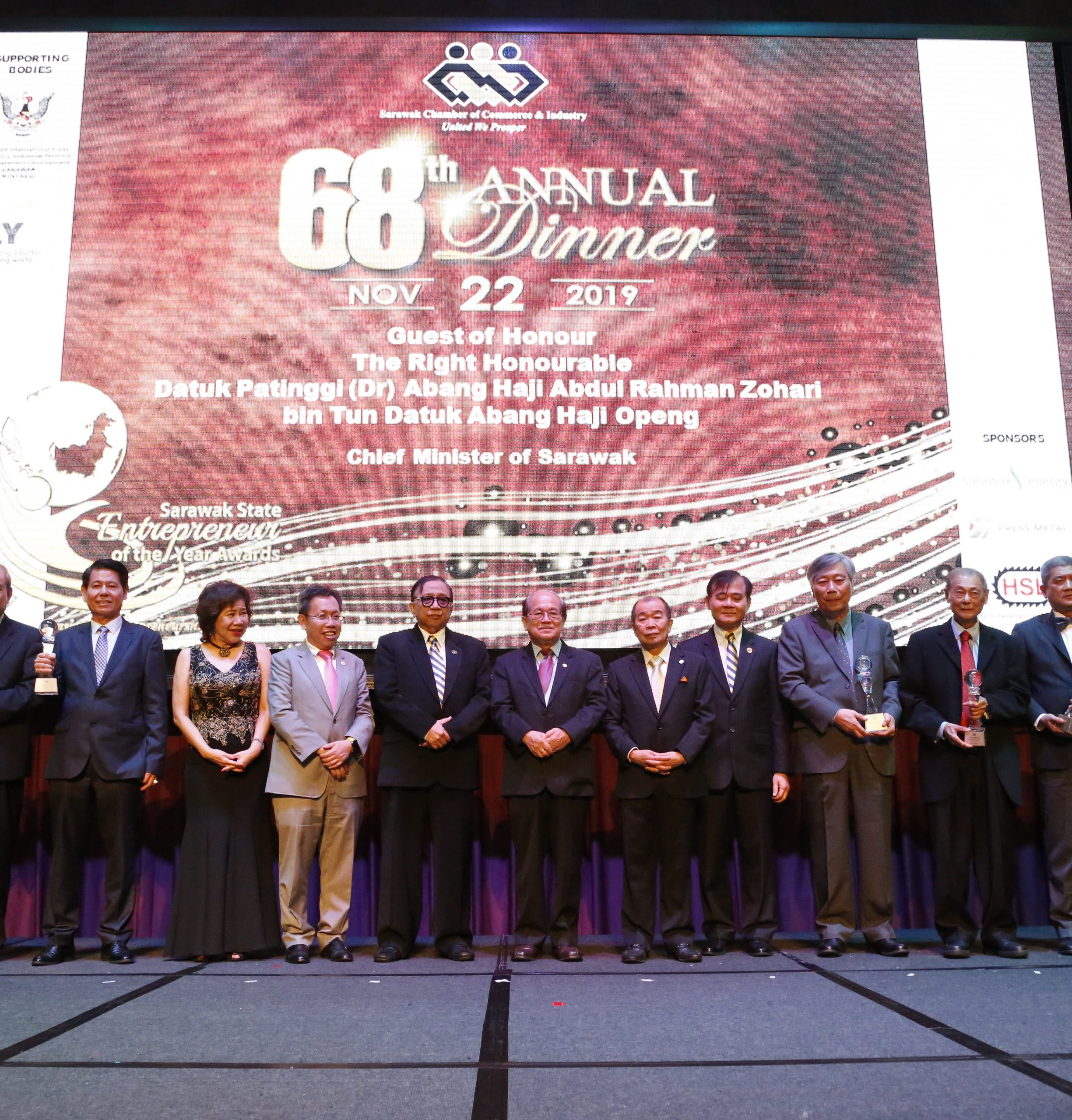 EOYS 2019: Celebrating the best of Corporate Sarawak